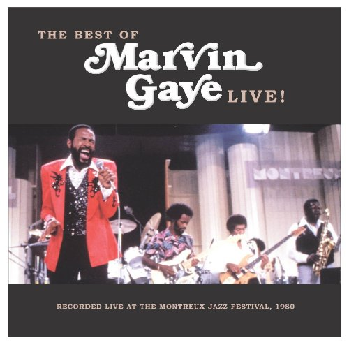 Marvin Gaye - Best of Marvin Gaye-Live!