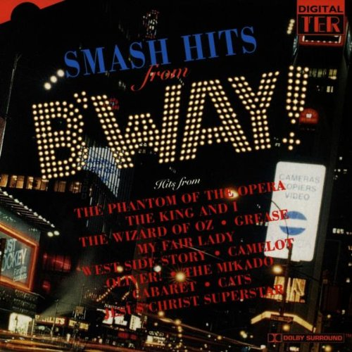 Musical - Smash Hits from Broadway