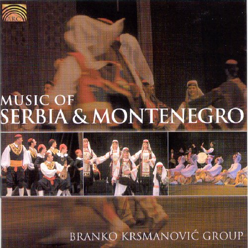 Branko Krsmanovic Group - Music of Serbia & Mon...