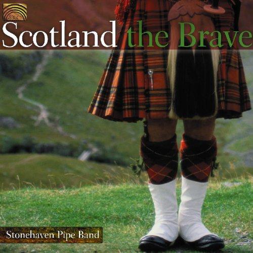 Stonehaven Pipe Band - Scotland the Brave
