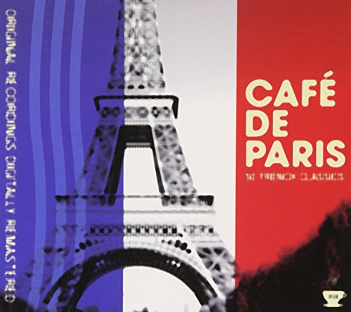 Various - Cafe de Paris 50 French Classics