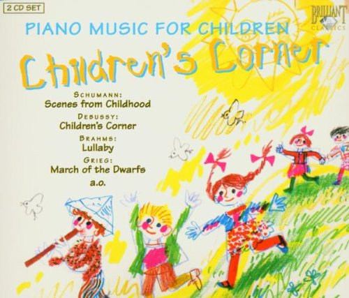 Various - Piano Musik für Kinder 2-CD