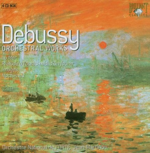 Jean Martinon - Debussy: Orchestral Works, 4-