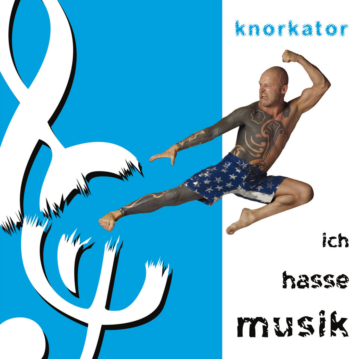 Knorkator - Ich Hasse Musik (Ltd.ed.)