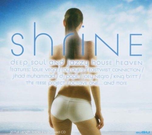 Various - Shrine-Deep Soul and Jazzy...