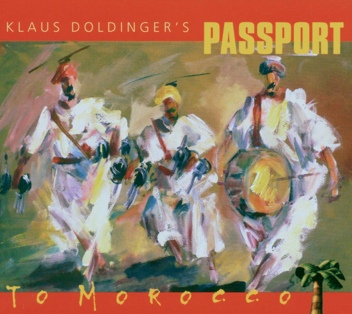 Klaus Doldinger - Passport To Morocco