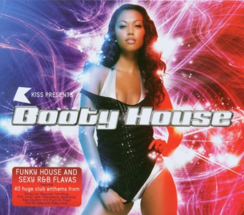 Various - Booty House: Funky House & Sexy R&B