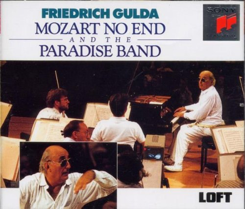 F. Gulda - Mozart No End and the Paradise Band