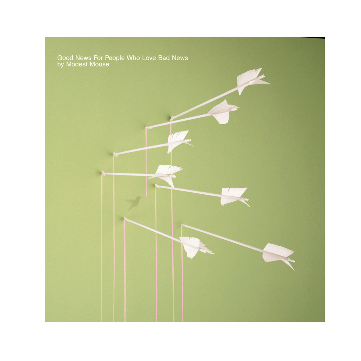 Modest Mouse - Good News for People Who Love Ba...