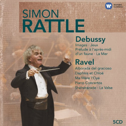 Simon Rattle - Debussy/Ravel-Box