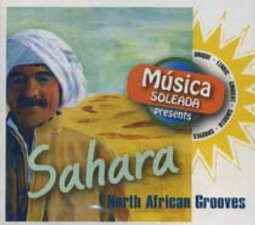 Various - Sahara-North African Grooves