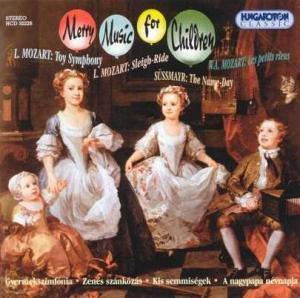 Various - Fröhliche Musik für Kinder