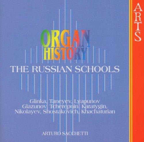 Arturo Sacchetti - The Russian Schools