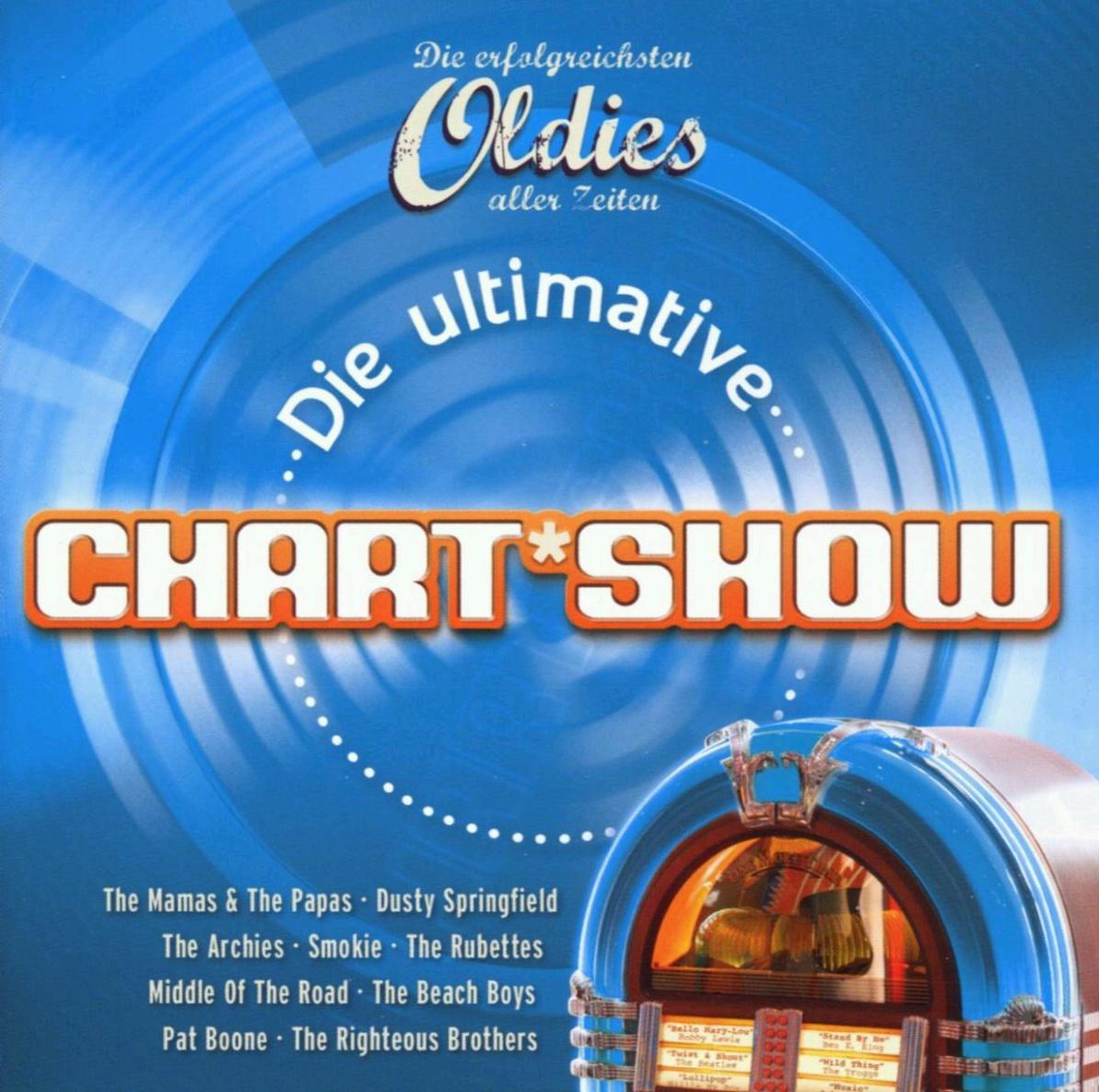 Various - Die Ultimative Chartshow-Oldies