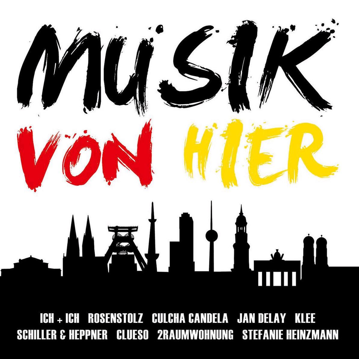 Various - Musik Von Hier
