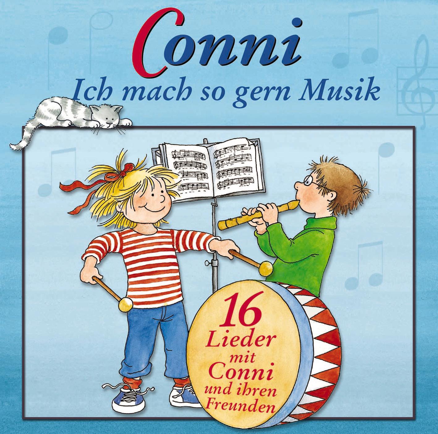 Conni - Ich Mach So Gern Musik