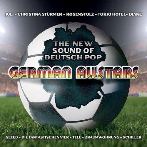 Various - German Allstars-the New Sound of Deutsch Pop