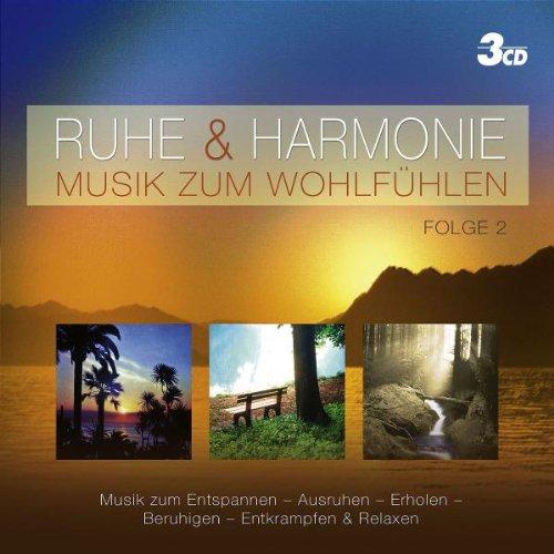 Various - Ruhe & Harmonie-Musik Zum Wohlfühlen ...