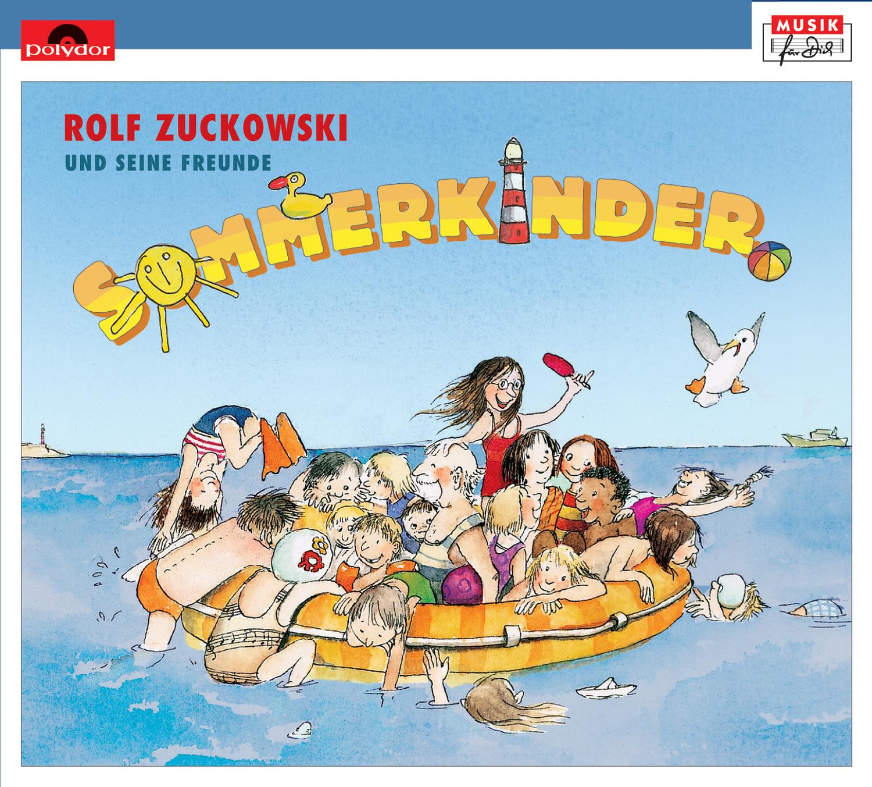 Rolf Zuckowski und seine Freunde - Sommerkinder