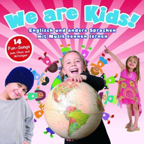 Kidz & Friendz - We Are Kids!-Sprachen mit Musi...