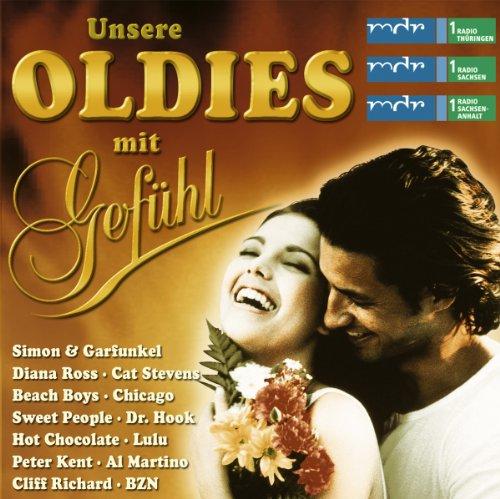 Various - Unsere Oldies mit Gefühl-Mdr