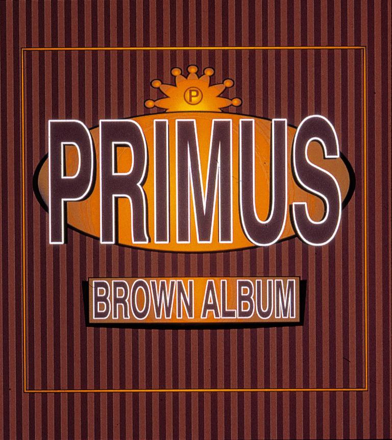 Primus - The Brown Album