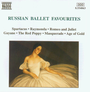 Various - Russian Ballet Favourites