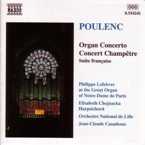 Lefebvre - Orgel-Konzerte