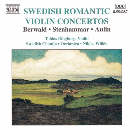 Tobias Ringborg - Swedish Romantic Violin Conce...