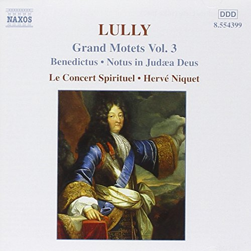 Herve Niquet - Grands Motets Vol. 3