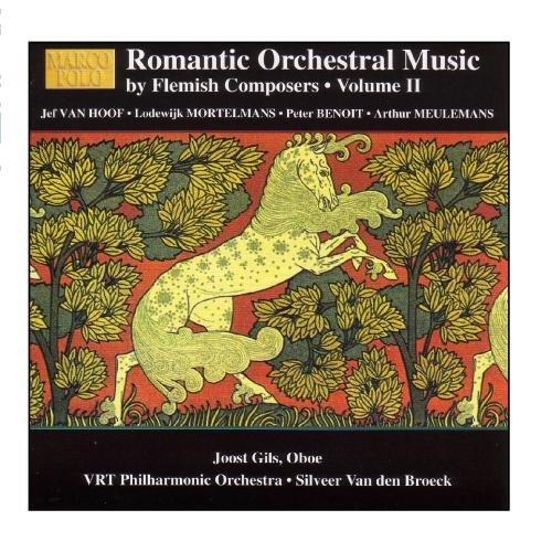Silveer Van Den Broeck - Romantische Orchester ...