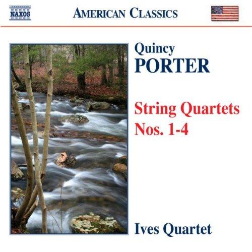 Ives Quartett - Porter: Streichquartette Nr. 1-4 (Amerikanische Klassik)