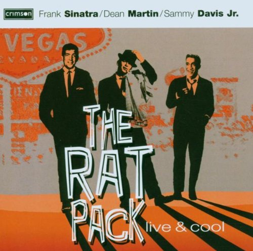the Rat Pack - Live & Cool