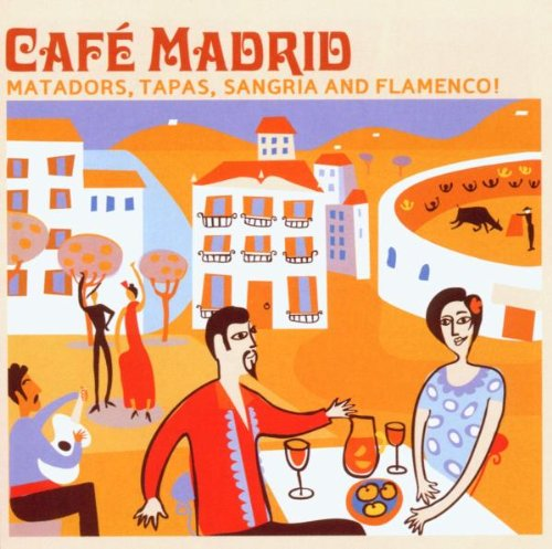 Various - Cafe Madrid