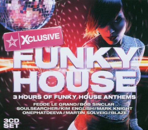 Various - Xclusive Funky House