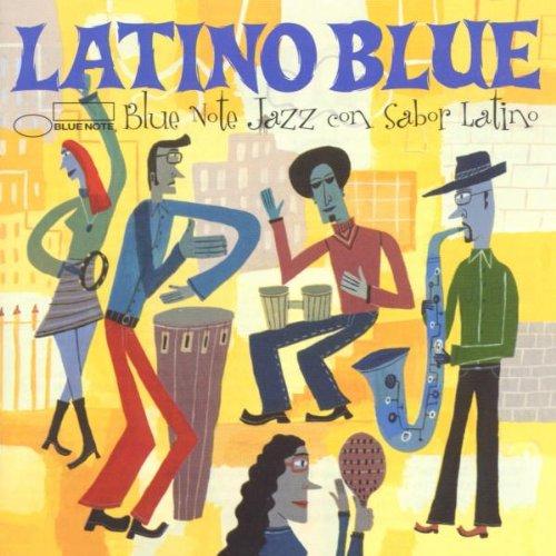 Various - Latino Blue