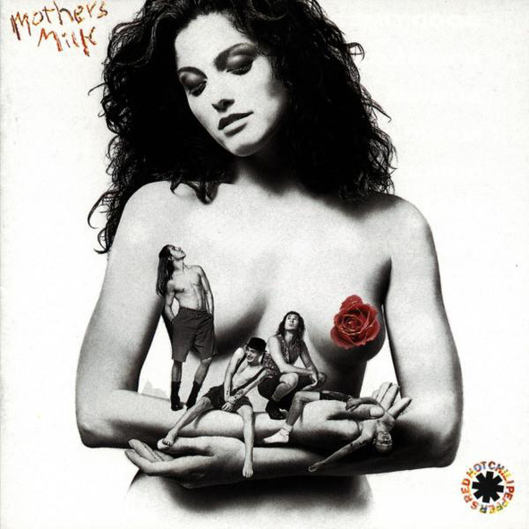 Red Hot Chili Peppers - Mother´s Milk-Remastered