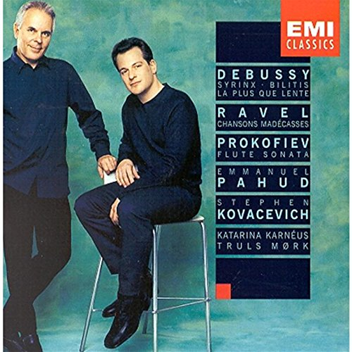Emmanuel Pahud - Werke von Debussy, Ravel und P...