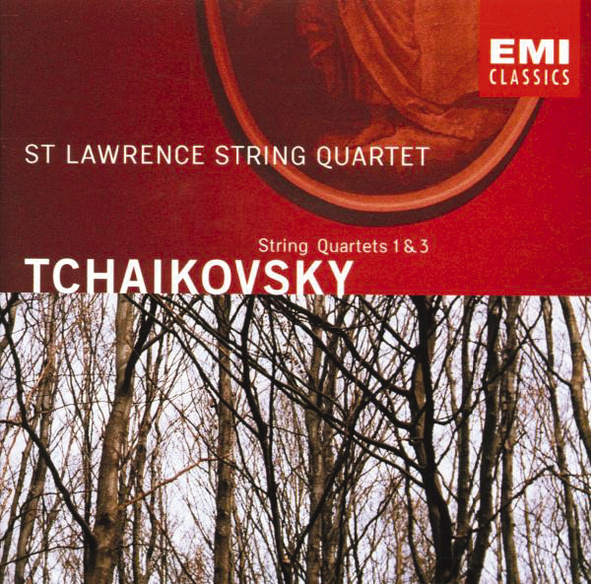 St.Lawrence String Quartett - Streichquartett 1+3