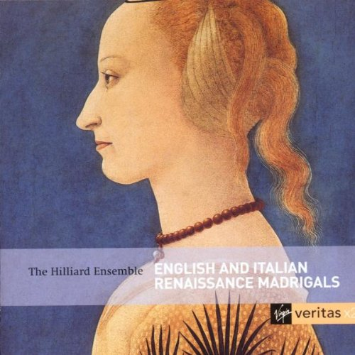 the Hilliard Ensemble - Italienische Madrigale ...