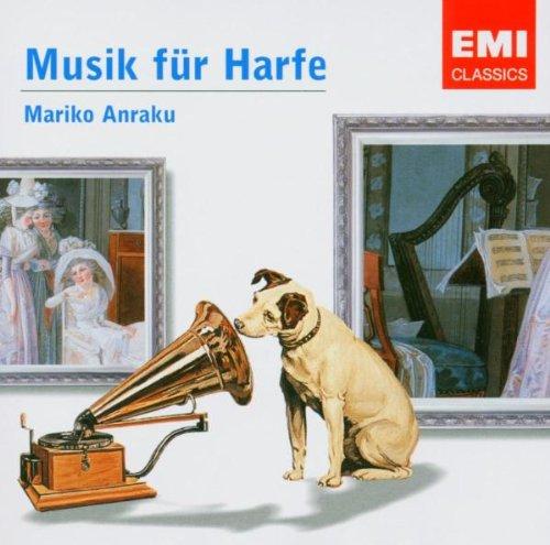 Manrika Anranku - Musik für Harfe