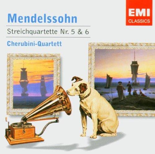 Cherubini-Quartett - Streichquartette 5 & 6