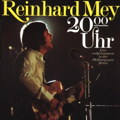 Reinhard Mey - 20 Uhr [2 CDs]