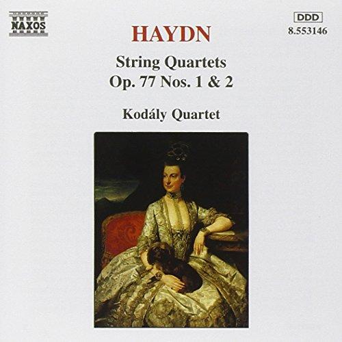 Kodaly-Quartett - Haydn Streichquartette Op. 77 1 und 2 Koda