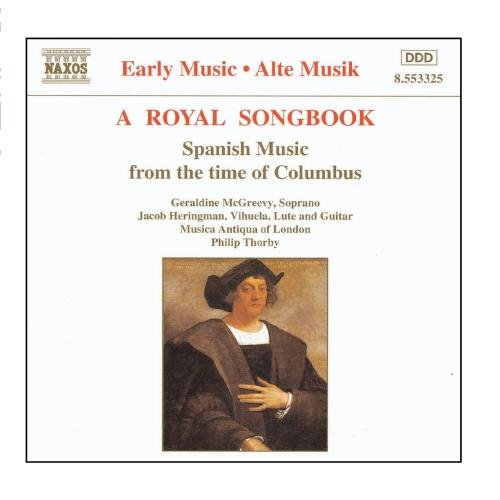 Jacob Heringman - A Royal Songbook (Spanische M...