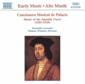 Ensemble Accentus - Cancionero Musical de Palac...
