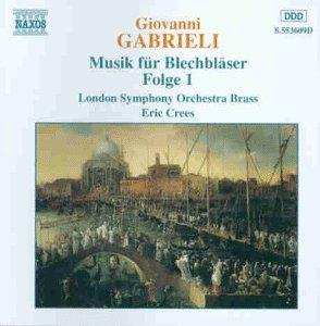 Eric Crees - Musik für Blechbläser Vol. 1
