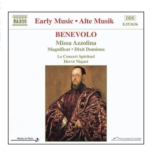 Herve Niquet - Geistliche Musik