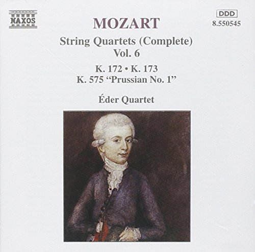 Eder-Quartett - Streichquartette Vol. 6