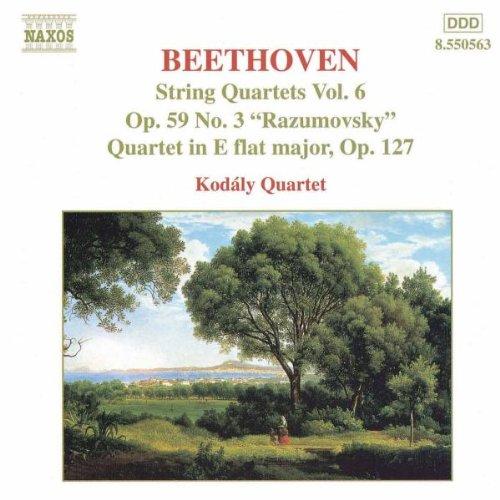 Kodaly Quartett - Streichquartette 6